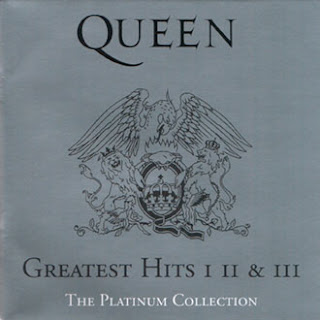 Queen - Greatest Hits I II & III - The Platinum Colection