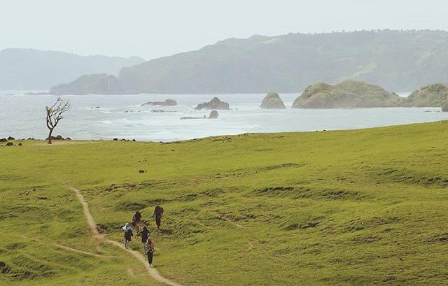 Bukit Merese Lombok : Bukit Prewedding, Lokasi Syuting dan Keindahan