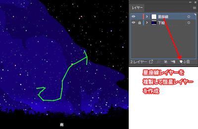星の作り方1