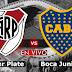 River Plate vs Boca Juniors EN VIVO ONLINE por la Superfinal de la Copa Libertadores 2018 / HORA Y CANAL