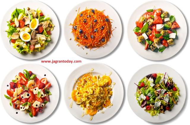 स्वस्थ जीवन के लिए जरूरी आहार