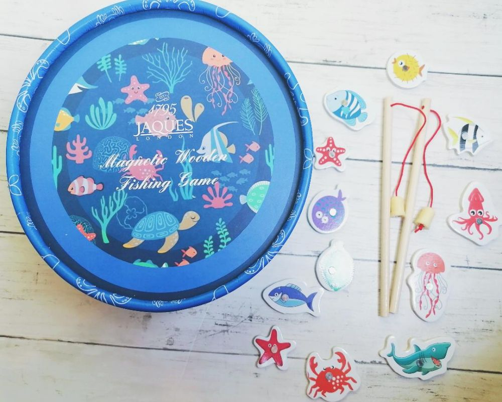 Magnetic Fishing Game review