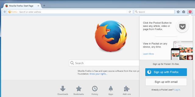 تحميل متصفح فايرفوكس نسخة محمولة للكمبيوتر Portable Firefox