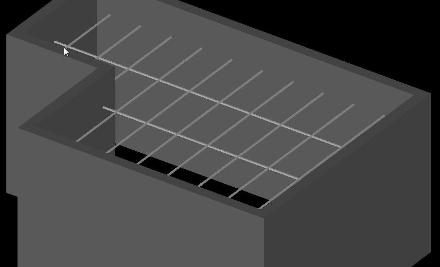 Revit Oped Ceiling Grid In Navisworks