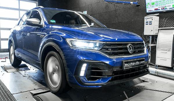 Volkswagen T-Roc R McChip-DKR