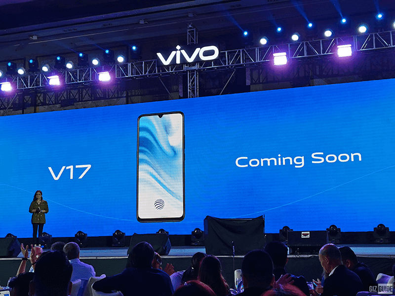 Vivo V17 (non-pro) is coming to the Philippines!