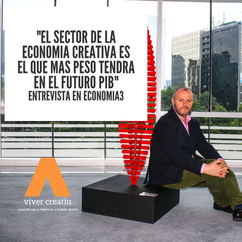Xavier Ferrer i Serra/ consultor y gestor de economía creativa