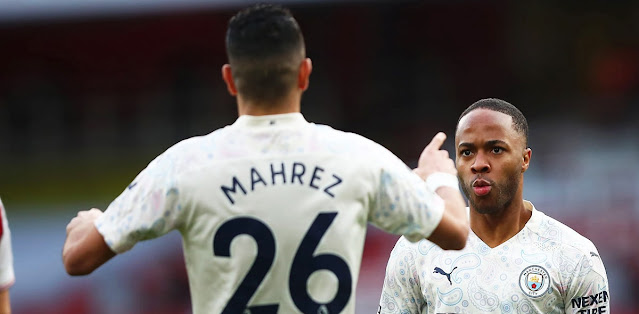 Arsenal vs Manchester City Highlights