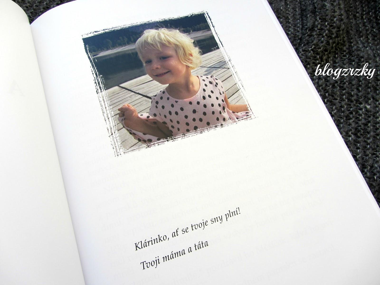 Blog Zrzky  Knihy pro děti   Klárka a přáníčkové hvězdy   Giveaway 1bd82be3d0b