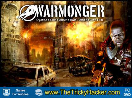 Warmonger Operation Downtown Destruction Free Download Full Version Game PC