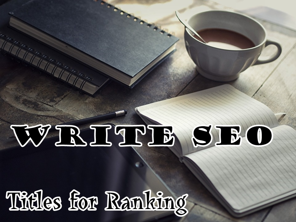 write seo titles for blog