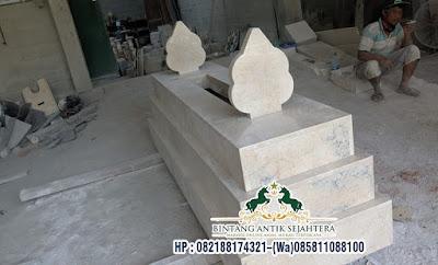 Model Makam Masyaikh Marmer, Kijing Makam Marmer