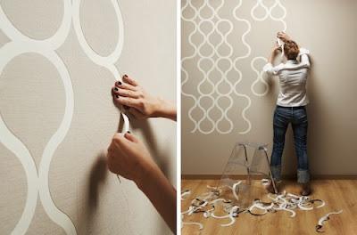 Vinil para decorar la pared