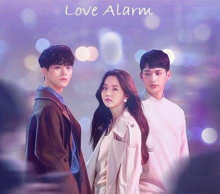 Love Alarm Rilis di Netflix & tvN : Drama Korea Cinta Segitiga