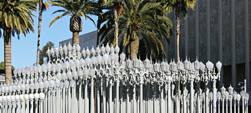 Los Angeles County Museum Art LACMA