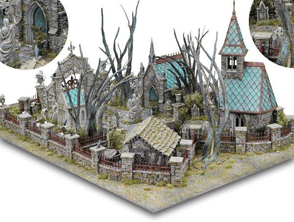 Tabletop World Graveyard