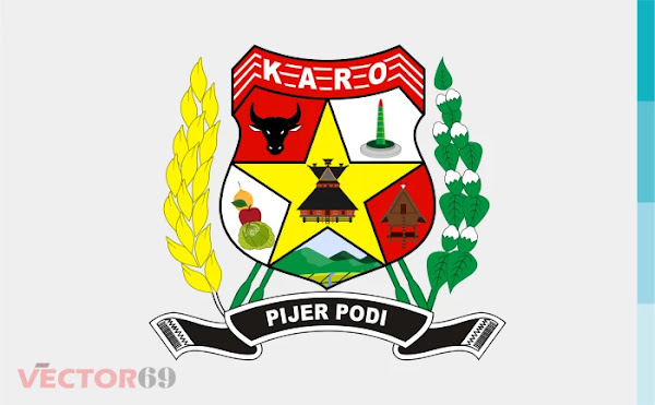 Kabupaten Karo Logo - Download Vector File SVG (Scalable Vector Graphics)