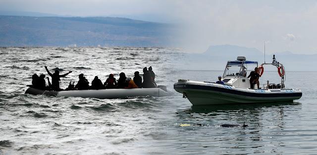 Εθνικό σύστημα θαλάσσιας επιτήρησης με ηλεκτρονικά «μάτια» στο Αιγαίο