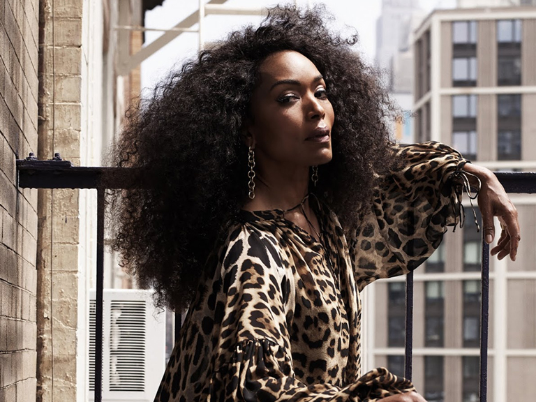 Angela Bassett Fashion