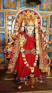माँ मनकामनेश्वरी देवी माताजी मंदिर बोरखड़ पर अन्नकूट महोत्सव 22 को