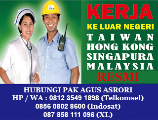 Job Ready Prt Taiwan Daerah Sincu