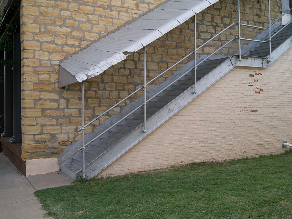 Working Pictures: Outside, Covered or Enclosed, Stairs