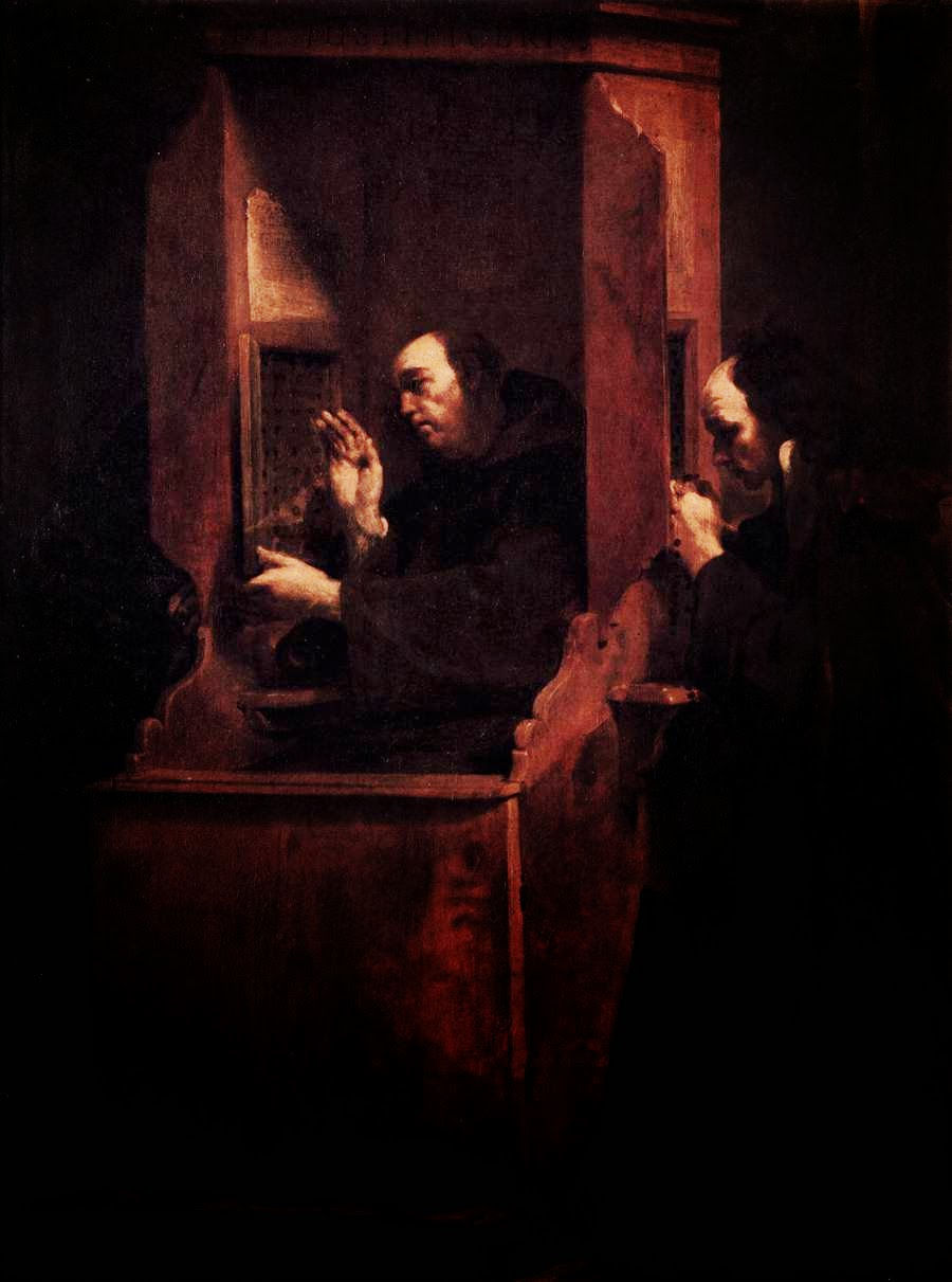 IDLE SPECULATIONS: Crespi and Penance