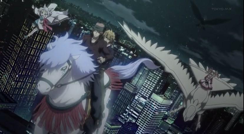 Download Anime Tokyo Ravens 24 Subtitle Indonesia [Tamat]