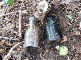 Old bottles!