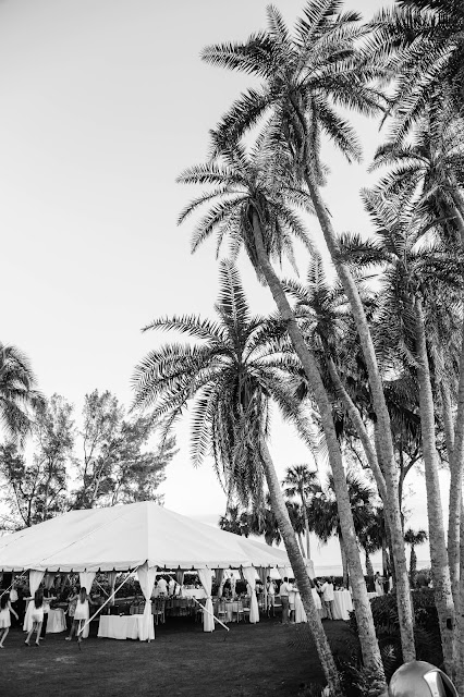 wedding tent on sanibel island beach