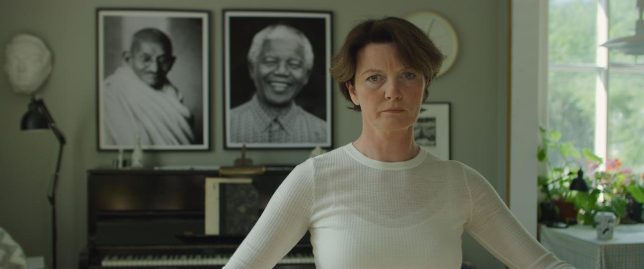 kobieta idzie na wojnę - recenzja filmu