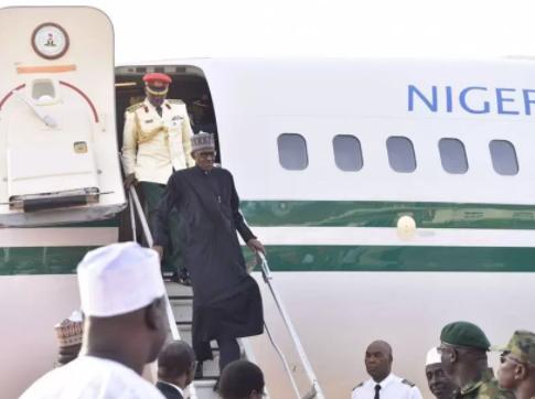 Nigeria President Buhari to return to Nigeria today