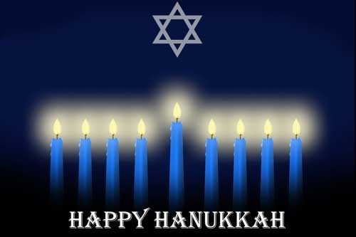 happy hanukkah 2018 Wishes