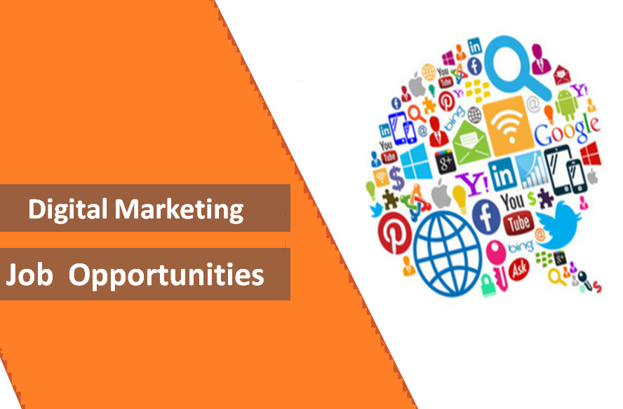 What are the Job Opportunities in Digital Marketing?