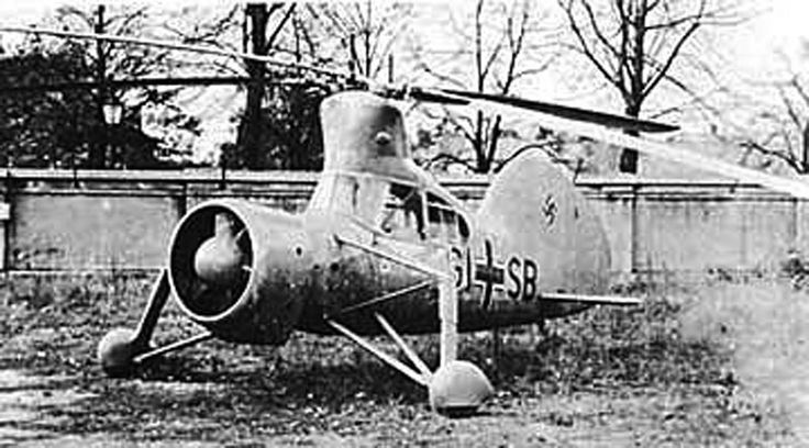 Nazi Germany helicopter worldwartwo.filminspector.com