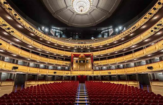 teatro real madrid españa