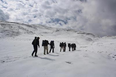 Roopkund trekking destination