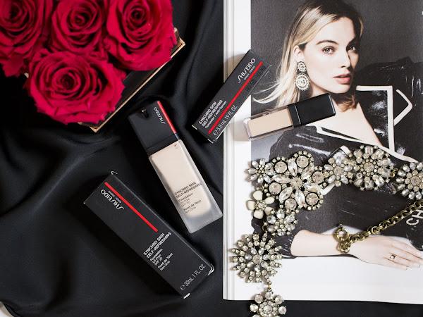 Neu bei Notino.de Shiseido Synchro Skin Self-Refreshing Foundation und Concealer