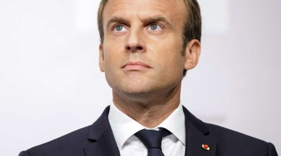 The Macron chart is a lockdown route to France and the Presidency