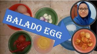 How to Make Balado Egg Indonesian Recipe