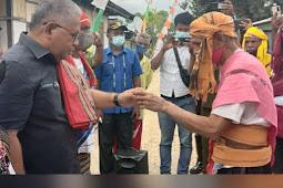 Jelang Blok Masela, Febry Tetelepta Minta Masyarakat Jangan Mudah Jual Tanah
