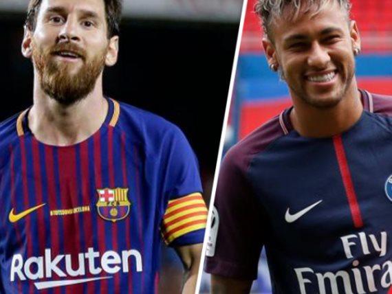 ميسي يتسبب في خروج نيمار من حسابات برشلونة