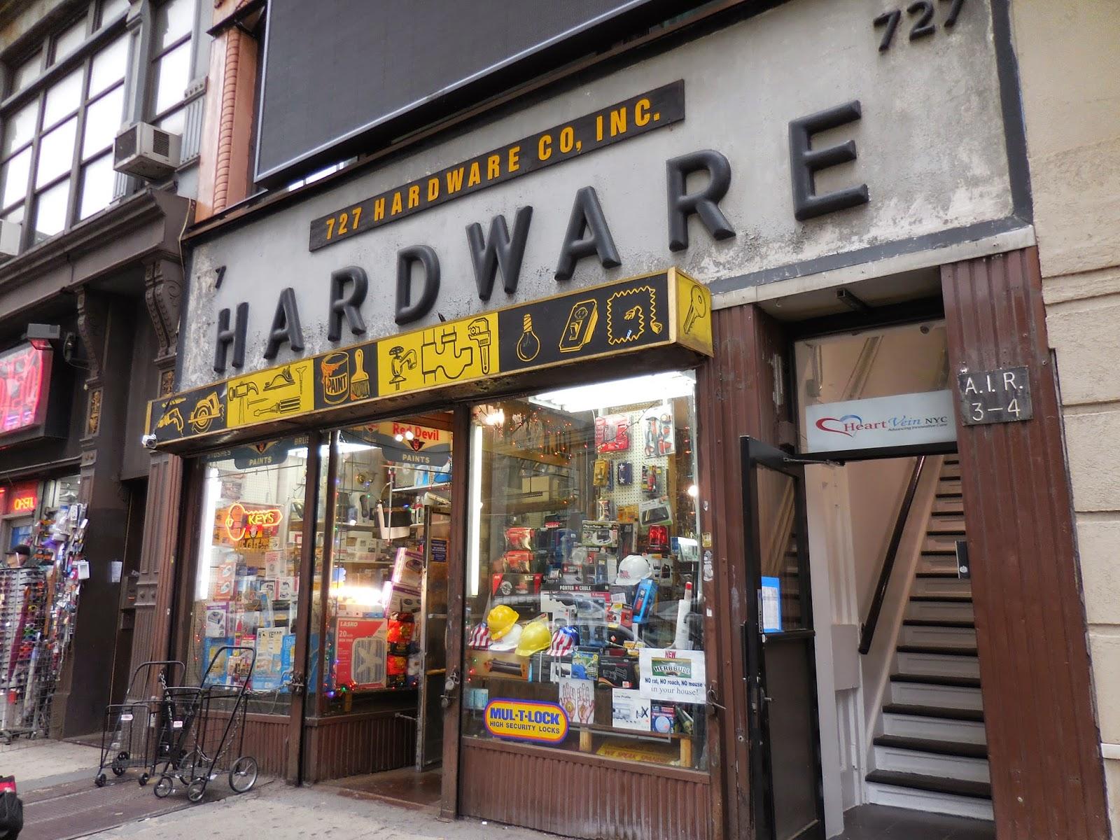 Lighting Basement Washroom Stairs: Jeremiah's Vanishing New York: 727 Hardware