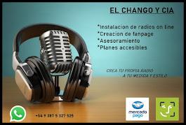 Creamos Tu Radio On-Line/Hacemos tu Página