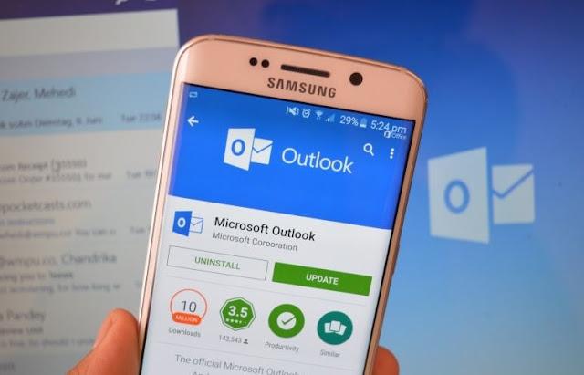 تحديث Outlook لنظام أندرويد يجلب وضع عدم الإزعاج المحسن