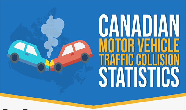 Canadian Motor Vehicle Traffic Collision Statistics