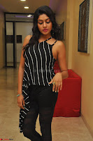 Akshida in Black Tank Top at Kalamandir Foundation 7th anniversary Celebrations ~  Actress Galleries 010.JPG