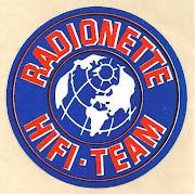 RADIONETTE HI-FI STEREO
