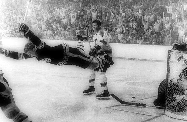 Hockey Night Podcast in Canada: Remembering the iconic goal of Bobby Orr