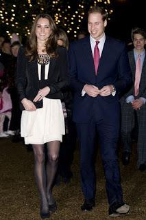 Pierwsze wyjście Kate po zaręczynach